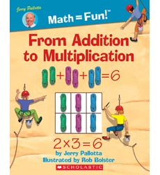 From Addition to Multiplication