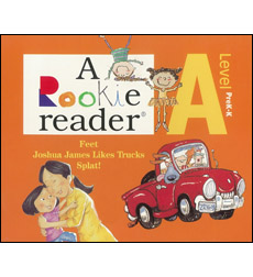 A Rookie Reader®—Level A Boxed Set 1