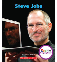 Rookie Biographies: Steve Jobs