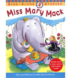 Miss Mary Mack - Big Book Unit