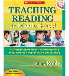 Teaching Reading in Middle School: 2nd Edition