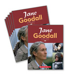Guided Reading Set: Level G – Jane Goodall