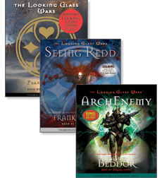 Looking Glass Wars Trilogy Library Bundle