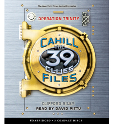 39 Clues, The: Cahill Files: Operation Trinity