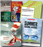My Books Summer Grades 9-12 Nonfiction Focus (5 Books)