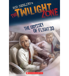 The Twilight Zone — Graphic: The Odyssey of Flight 33