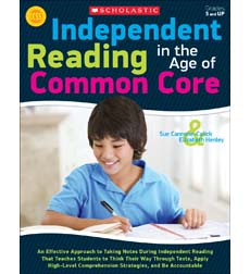 Independent Reading in the Age of Common Core
