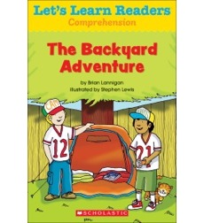 Let's Learn Readers: The Backyard Adventure