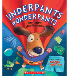 Underpants Thunderpants!: Underpants Wonderpants