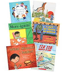 Culturally Responsive Text Collection Grades K-2