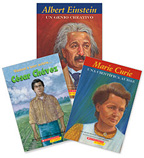 Scholastic First Biographies Spanish Grades 2-4