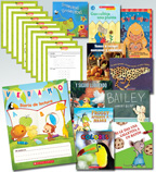 Summer Reading Spanish Fiction & Nonfictinon Kindergarten (10 Books)