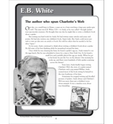 E. B. White: Nonfiction Passage and Short Test