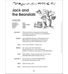 Jack and the Beanstalk: Fairy Tale Play