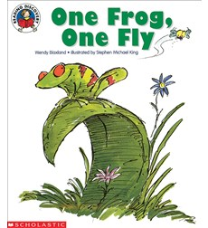 One Frog, One Fly