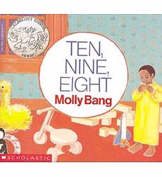 Ten, Nine, Eight - Read-Aloud Book Pack