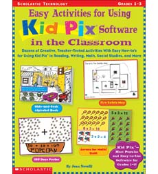 Easy Activities for Using Kid Pix® Software in the Classroom