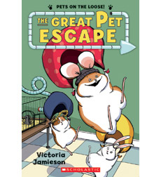 The Great Pet Escape
