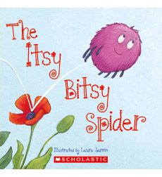 Cuddle Time Nursery Rhymes: The Itsy Bitsy Spider