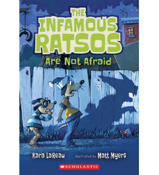 The Infamous Ratsos: The Infamous Ratsos Are Not Afraid