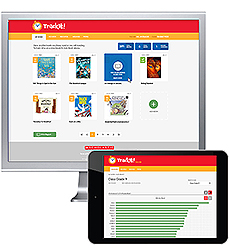 Scholastic TrackIt! Summer