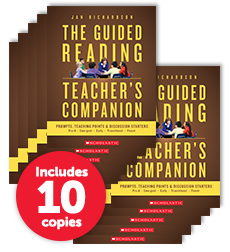 The Guided Reading Teacher's Companion (10-copy pack)