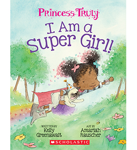 Acorn - Princess Truly: I Am a Super Girl