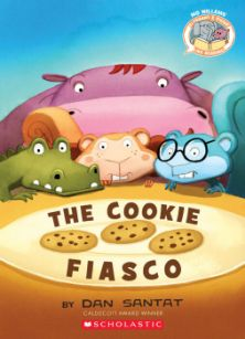 Elephant & Piggie Like Reading: The Cookie Fiasco