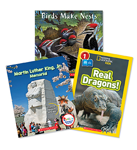 Great Nonfiction for Grades K–1