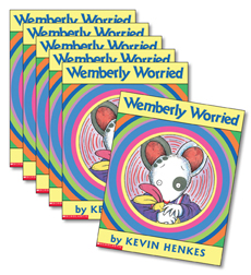 Guided Reading Set: Level L – Wemberly Worried