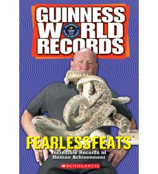 Guinness World Records: Fearless Feats
