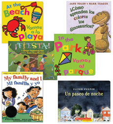 Early Literacy Developmental Milestones Collection: Ages 24-36 Months (Spanish)