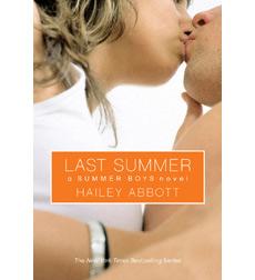 Summer Boys: Last Summer 9780439867252