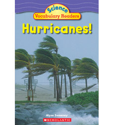 Science Vocabulary Readers: Hurricanes!