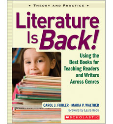 Literature Is Back!