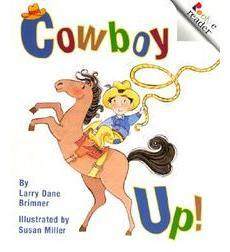 Rookie Reader: Cowboy Up!