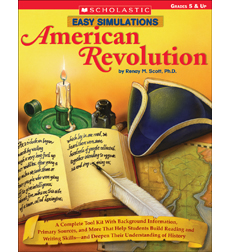 Easy Simulations: American Revolution