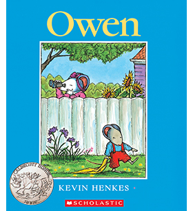 Owen - Big Book Unit