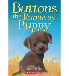Animal Stories: Buttons the Runaway Puppy