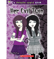 Her Evil Twin 9780545333252