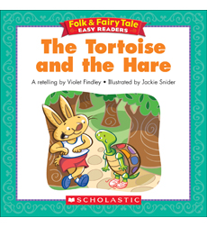 Folk & Fairy Tale Easy Readers: The Tortoise And The Hare