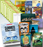 My Books Summer Grade 6 (10 Books)