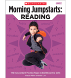 Morning Jumpstarts: Reading: Grade 3