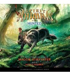 Spirit Animals 2: Hunted - LIB 9780545648752