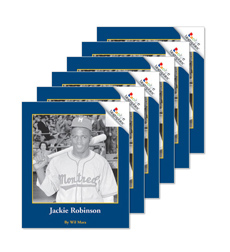 Guided Reading Set: Level J - Jackie Robinson