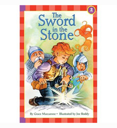 Hello Reader!® Level 4: The Sword in the Stone