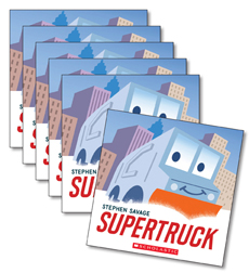 Guided Reading Set: Level F - Supertruck