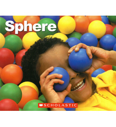 Leveled Math Reader: Sphere