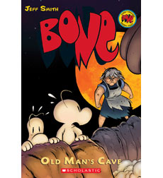 Bone: Old Man's Cave