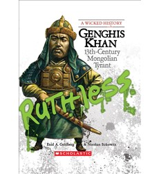 A Wicked History™: Genghis Khan 9780531138953